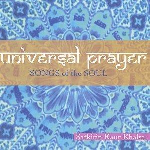Image for 'Universal Prayer'
