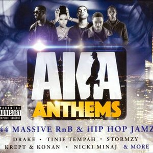 Image for 'AKA Anthems'