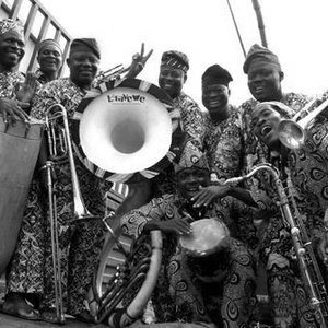Image for 'Gangbé Brass Band'