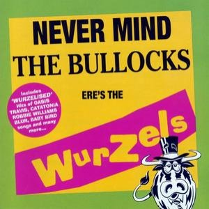 Image for 'Never Mind The Bullocks'