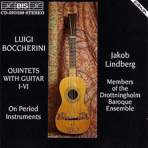 Bild für 'BOCCHERINI: Guitar Quintets'