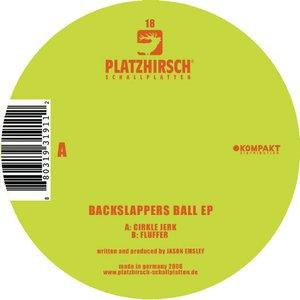 Image for 'Backslappers Ball EP'