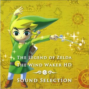 Image for 'The Legend of Zelda The Wind Waker HD Sound Selection'
