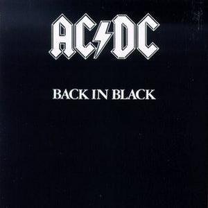 Image for 'Back In Black'