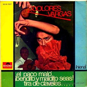 Image for 'Dolores Vargas - POLYDOR 330 FEP'