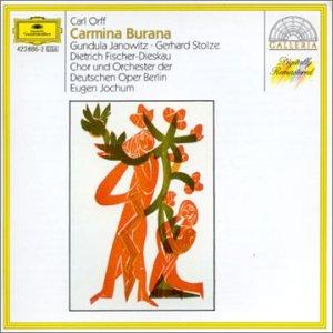 Image for 'Orff: Carmina Burana'