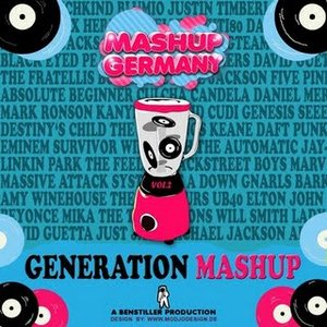 Imagen de 'Mashup-Germany Vol.2 - Generation Mashup'