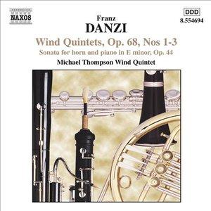 Image for 'Danzi: Wind Quintets, Op. 68, Nos. 1-3 / Horn Sonata, Op. 44'