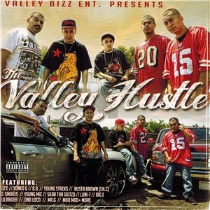 Image for 'The Valley Hustle'