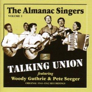 Bild för 'ALMANAC SINGERS: Talking Union (1941-1942)'
