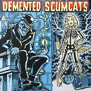 Image for 'Demented Scumcats'