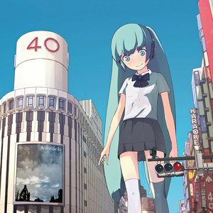 Image for '40mP feat. 初音ミク'