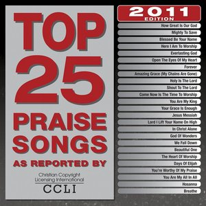 Image for 'Top 25 Praise Songs 2011'