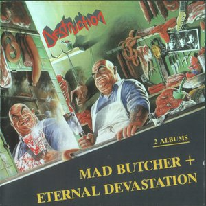 Immagine per 'Mad Butcher / Eternal Devastation'