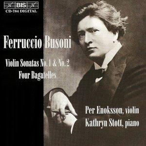 Bild für 'Busoni: Violin Sonatas Nos. 1 and 2 / Bagatelles'