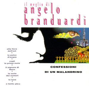Image for 'Confessioni di un malandrino - il meglio di Angelo Branduardi'