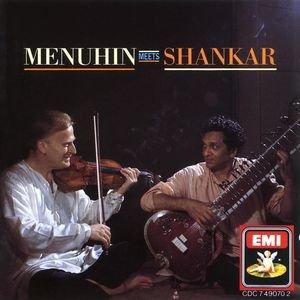 Image for 'Menuhin meets Shankar'