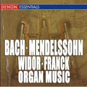 Image for 'Bach - Mendelssohn - Widor - Franck: Great Organ Works'