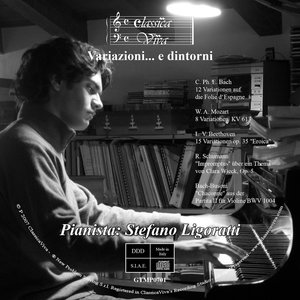 Image for 'Variazioni... e dintorni'