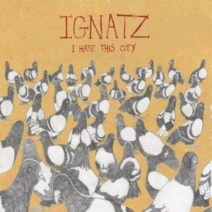 Imagem de 'I hate this city'