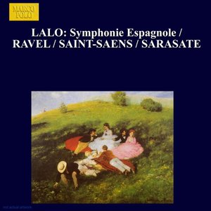 Image for 'LALO: Symphonie Espagnole / RAVEL / SAINT-SAENS / SARASATE'