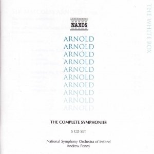 Image for 'ARNOLD: SYMPHONIES 1-9'