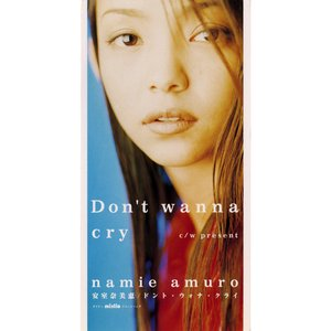 Image for 'Don't wanna cry'