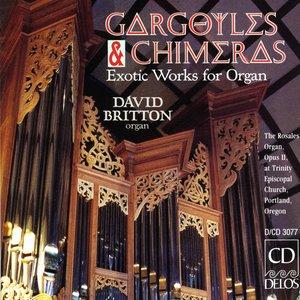Image for 'Organ Recital: Britton, David - Conceicao, D. / Bach, J.S. / Corrette, M. / Gherardeschi, G. / Lefebure-Wely, L. / Vierne, L.'