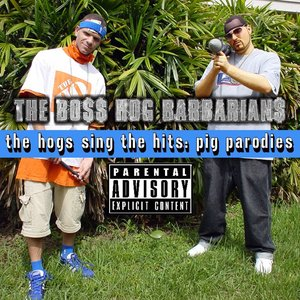 Image for 'The Hogs Sing The Hits: Pig Parodies EP'