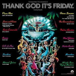 Image for 'Thank God It's Friday'