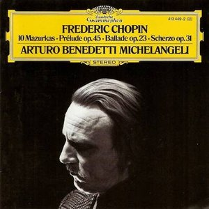 Imagem de 'Chopin: 10 Mazurkas; Prélude Op.45; Ballade Op.23; Scherzo Op.31'