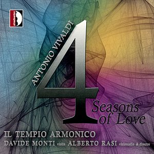 Image for 'Antonio Vivaldi: 4 Seasons of Love'