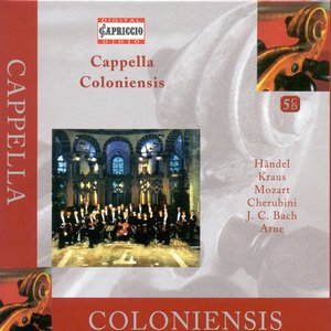 Image for 'Cappella Coloniensis (1954-2004)'