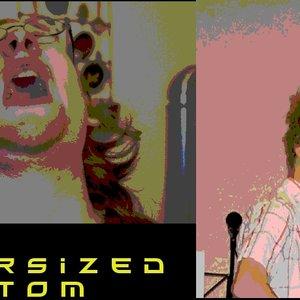 Image for 'Oversized Atom'