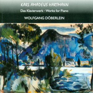 Image for 'Hartmann, K.A.: Kleine Suites Nos. 1 and 2 / Piano Sonatas / Jazz Toccata and Fuge / Piano Sonatina'