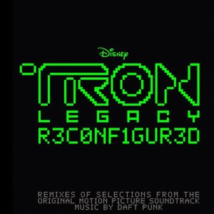 Image for 'TRON Legacy - Reconfigured'