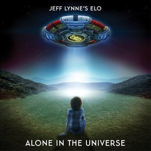 Image for 'Jeff Lynne's ELO - Alone in the Universe'