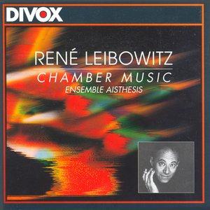 Image for 'Leibowitz: Suite / Serenade / Flute Sonata / 3 Pieces for Piano / Motifs'