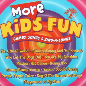 Image for 'DJ's Choice - More Kids Fun - Games, Songs & Sing-A-Longs'