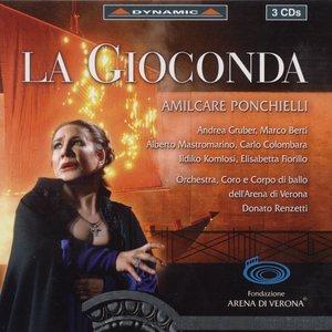 Image for 'Ponchielli: Gioconda (La)'