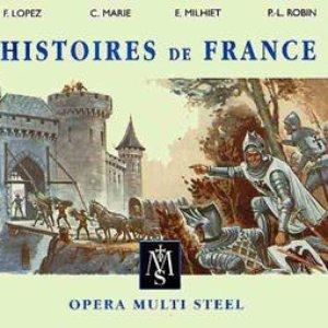Image for 'Histoires de France'