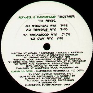 Image for 'Together (The Mixes)'