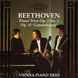 """Image for 'Beethoven: Piano Trios Op.1 No.1, Op. 11 'Gassenhauer""""'"""