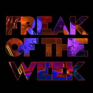 Image for 'Freak Of The Week'