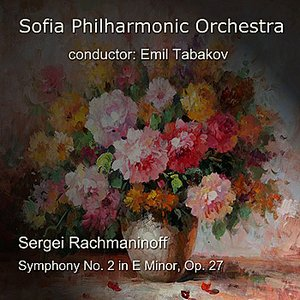 Image for 'Sergei Rachmaninoff: Symphony No. 2 in E Minor, Op. 27'