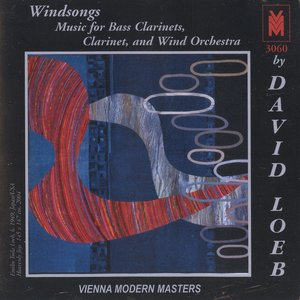 Immagine per 'Loeb: Double Concerto - Voices of Winter - Windsongs'