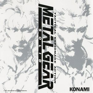 Bild für 'Metal Gear Solid Original Soundtrack'