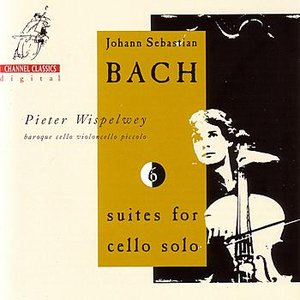 Bild för 'J.S. Bach: Suites for Cello solo vol 1'