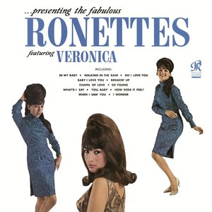 Image for 'Presenting the Fabulous Ronettes'