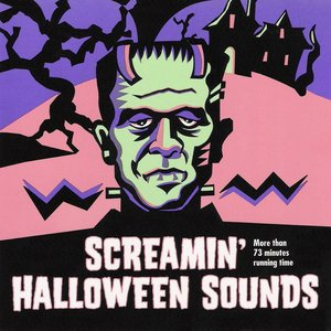 Image for 'Screamin' Halloween Sounds'